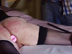 Caning, Amateur, BDSM, Caning, Punishment, Slave