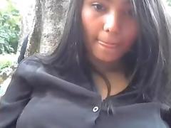 Voyeur, Public, Teen, Voyeur, Colombian
