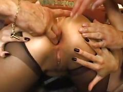 Awesome anal sex compilation with click chicks