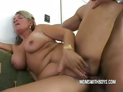 Horny boss ass drilled by young interviewee