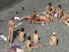 Beach, Beach, Nudist, Outdoor, Voyeur, Hidden Cam