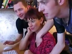 Mom and Boy, 18 19 Teens, Mature, MILF, Russian, Teen