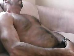 Sexy Daddy Vince Gets Himself Off