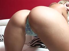 All, Ass, Assfucking, Blonde, POV, Thong