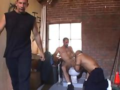 Gay porn video in a very very hardcore way