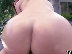 Beautiful ass Karlie Montana