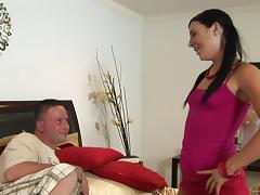 All, Babysitter, Blowjob, Close Up, Couple, Cowgirl