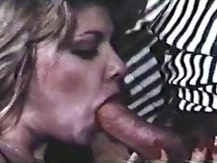 Vintage Sucking and Threesome