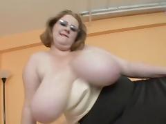 Giant Tittied Redhead MILF Sapphire