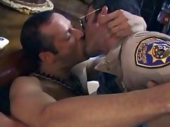 Police, Anal, Ass, Big Cock, Blowjob, Brunette