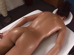 Massage, Amateur, Brunette, Massage, Masturbation, Masseuse