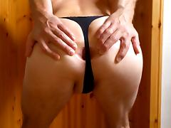 Tanga ass and gape sept 2014
