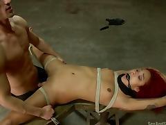 Daisy Ducati Ebony Anal Slut