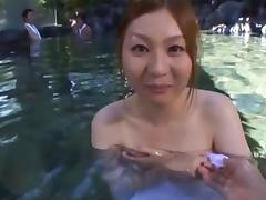 Mom and Boy, Asian, Babe, Blowjob, Boobs, Couple