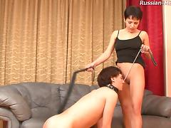 Russian-Mistress Video: Nimfa