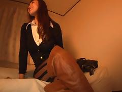 Reiko Kobayakawa naughty milf is hot Asian teacher