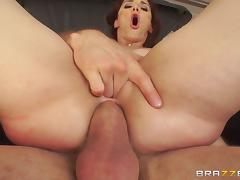 Anal sex for the sexy cowgirl Sheena Ryder