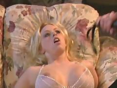 Blonde Lesbian Shows Her Perfect Asshole While She Gets Spanked