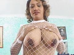 Hairy Ebony, Big Tits, Blowjob, Boobs, Hairy, Mature
