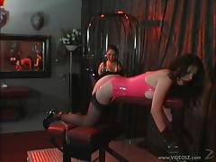 Kinky Bondage and BDSM Action in the Dungeon