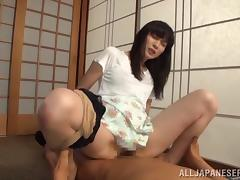 Japanese, Asian, Couple, Cowgirl, Horny, Japanese