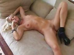 Good looking skinny milf