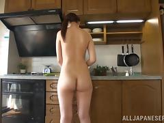 Japanese, Asian, Couple, Hardcore, Japanese, Kitchen