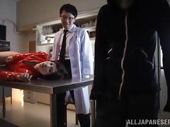 Stunning Kaede Fuyutsuk Goes Hardcore With A Dirty Doctor