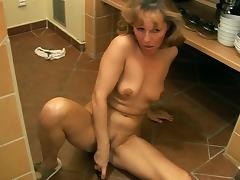 Allure, Adorable, Allure, Masturbation, Mature, Old