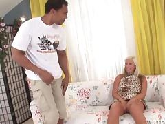 Fabulous Franco Roccaforte And Nataly Gold B Have Interracial Sex