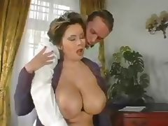 Mother in Law, Aged, Big Tits, Mature, Sex, Stockings