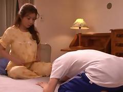 Sakiko Mihara kinky mature Asian babe fucks