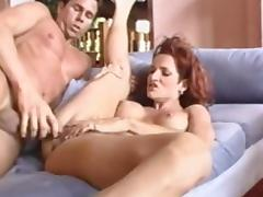4some, Anal, Blowjob, Curly, Facial, Ffm
