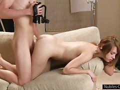 Nubiles-Porn: Marissa Mei Gets Casted Ep4