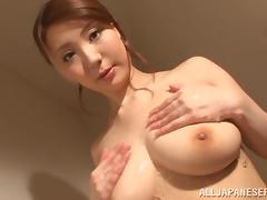 Yuuka Tachiban Loves Huge Cock Hardcore Tit Fucking