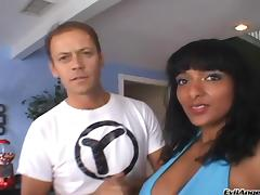 Magnificent Rocco Siffredi, Loona Luxx And J. Strokes Have A MMF