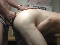 Guy getting fucked from behind