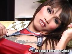 TrannyKingz Video: Ann Tranny