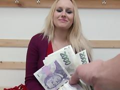 Cash, Anal, Big Tits, Blonde, Blowjob, Boobs