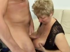Grandmother, BBW, Granny, Mature, Old, Stockings
