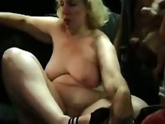 Fat Orgy, Amateur, Banging, BBW, Blonde, Chubby
