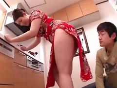 Japanese, Asian, Housewife, Japanese, Mature