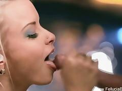 Taboo, Adorable, Blonde, Blowjob, Couple, Cum