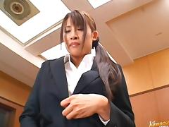 Junna Aoki Hot Japanese teacher