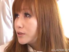 Maria Yumeno hot mature Asian babe Maria Yumeno fucks