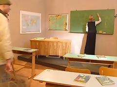 Redneck Fuck Teacher in Anal