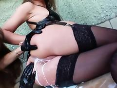 Milksquirting slut expelling dairy