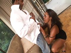 Extreme hardcore sex with this a ebony babe!!