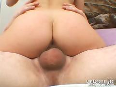 SEXY BRI fucking blonde scene