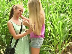 Naughty Outdoor Lesbian Fuck Time With Bella Baby And Cayla Lyons